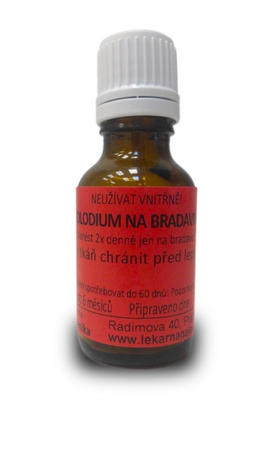 Kolodium na bradavice